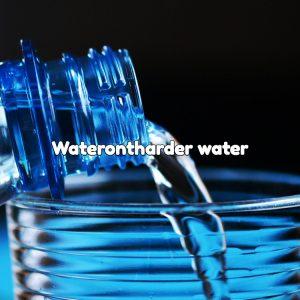 waterontharder water
