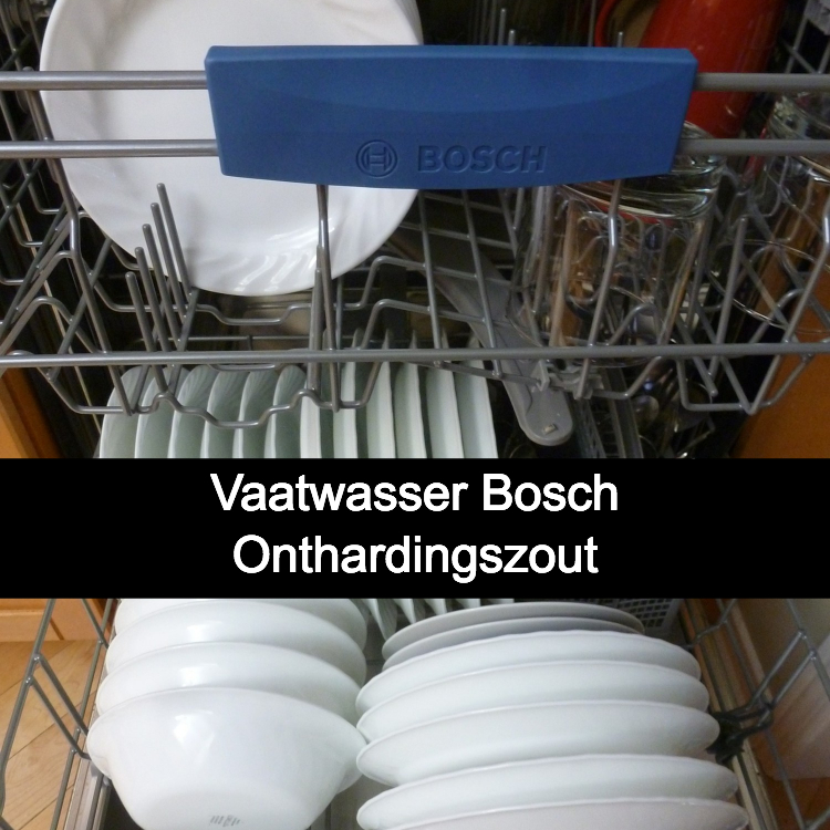 Vaatwasser Bosch Onthardingszout